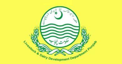 محکمہ لائیوسٹاک پنجاب میں ملازمت کے مواقع