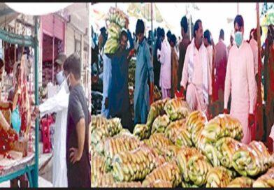 مضر صحت گوشت بیچنے والوں کیخلاف کارروائیاں جاری ہیں :ڈاکٹر غلام نظام الدین