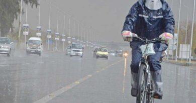 ملک کے بالائی اور وسطی علاقوں میں مزید مون سون بارشوں کی پیشگوئی