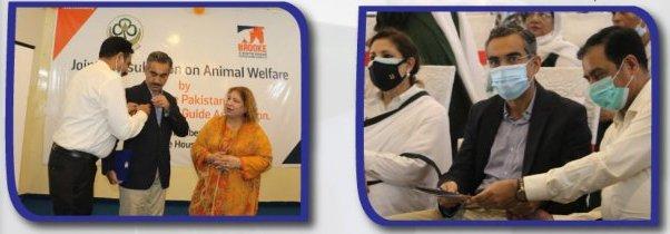 جانوروں کی فلاح و بہبود بارے ورکشاپ کا انعقاد