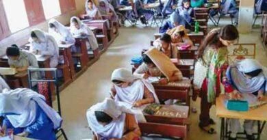 دسویں اور بارہویں کلاس کے تمام طلبا کو پاس کرنے کا فیصلہ