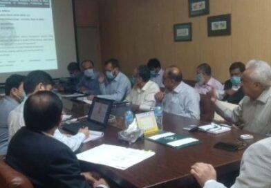 محکمہ لائیوسٹاک میں ترقیاتی منصوبہ جات بارے اہم اجلاس
